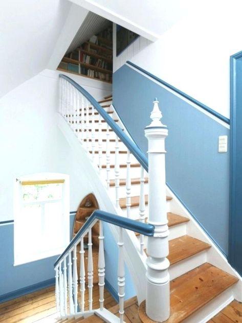 Farbgestaltung Treppenhaus Einfamilienhaus Neu Treppenhaus
