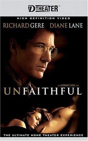 Infidelidad 2002 Richard Gere Olivier Martinez Diane Lane Unfaithful