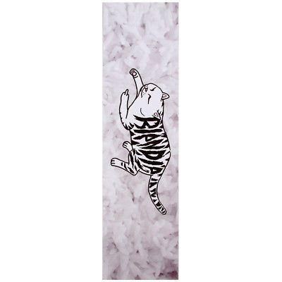 "White Cat Griptape RIPNDIP /""Tattoo Nerm/"" Skateboard Deck Grip Tape"
