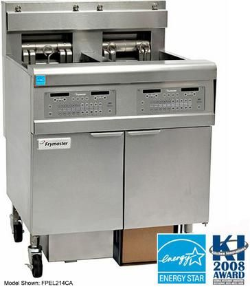 Fpel414ca 63 Ocf30e Series Energy Star Commercial Electric Fryer