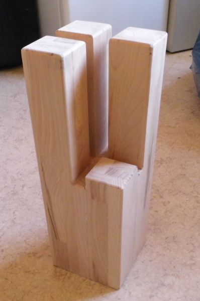 Massivholz Bett Ohne Schrauben Nachgebaut Bauanleitung Zum Selberbauen 1 2 Do Com Deine Heimwerker Community Holz Holz Ideen Holzprojekte