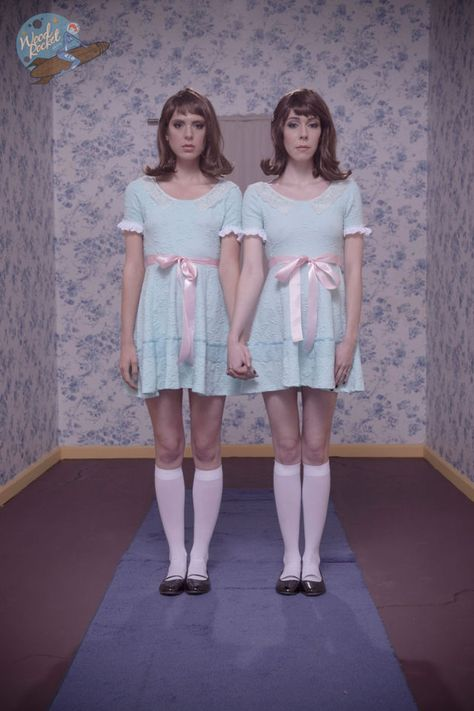 Heeerrrss Woodrocket With An Adult Photo Shoot Inspired By The Shining