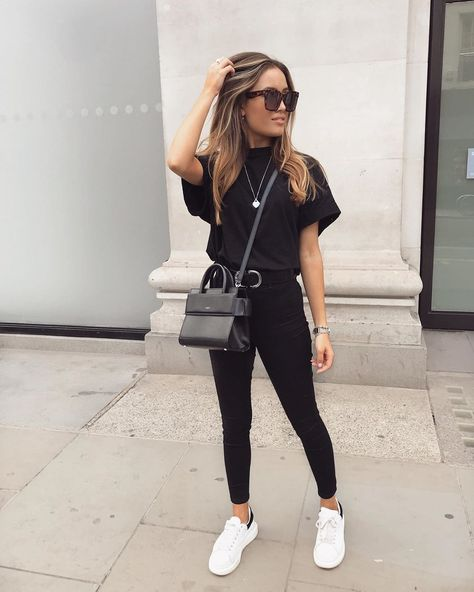 All black outfit - Outfits ta