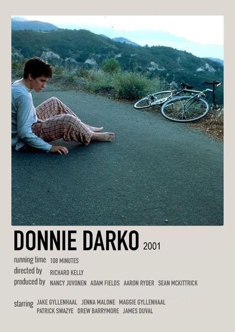 donnie darko polaroid poster