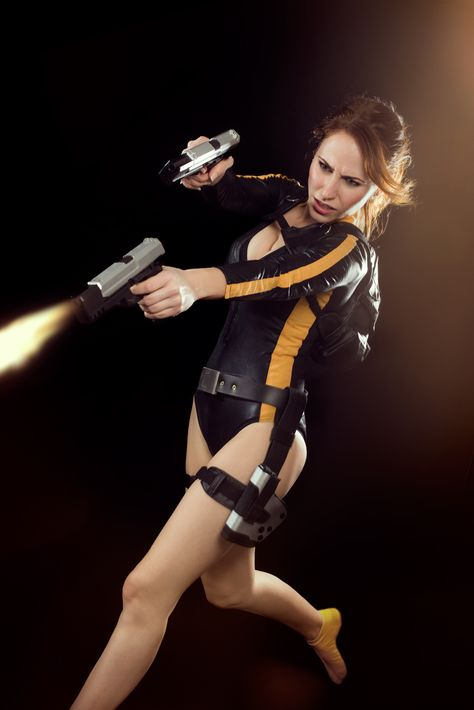 Lara Croft Tomb Raider Legend Bolivia winter Milla by