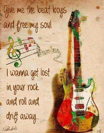 Pin By Siestar On Music Makes Memories Lyrics Give Me The Beat