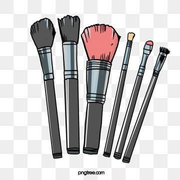 Creative Makeup Tools Makeup Clipart Tools Clipart Beauty Png Transparent Clipart Image And Psd File For Free Download Makeup Clipart Creative Makeup Makeup Artist Logo