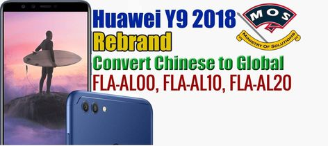 Honor 8X MAX ARE-AL10 Rebranding (Convert Chinese to Global