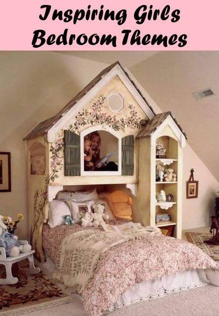 Girls Bedroom Themes – Inspire Your Girl   Girls Bedroom