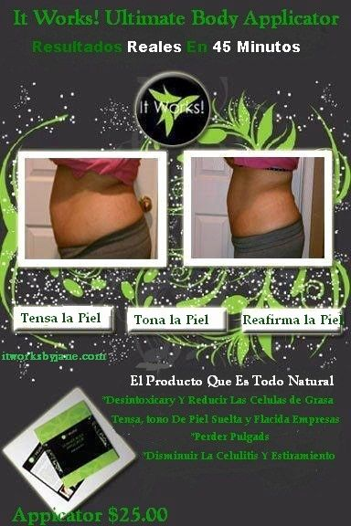 It Works Wrap Party Invitation Fresh 27 Best Spanish It Works Images On Pinterest It Works Body Wraps It Works Wraps Lose Inches
