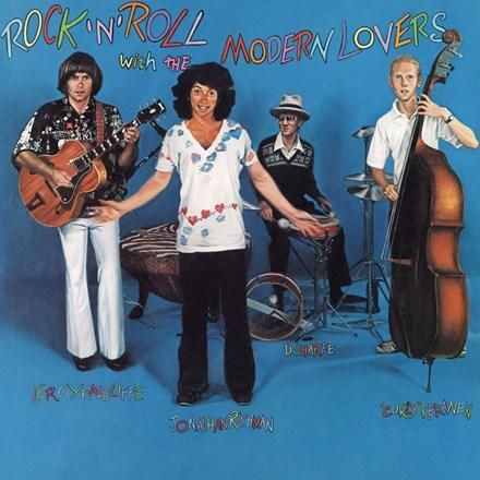 Modern Lovers Rock N Roll With The Modern Lovers 180g Import Colored Vinyl Lp In 2020 The Modern Lovers Jonathan Richman Rock N Roll