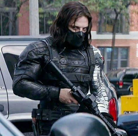 Does anyone else think Bucky is cute? it's literally thousands of people. bucky is the cutest thing to ever exist