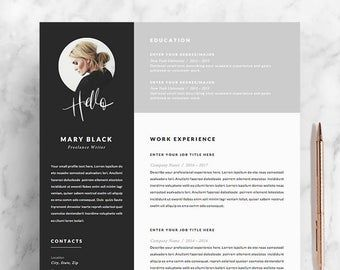 Resume Template And Cover Letter References 0