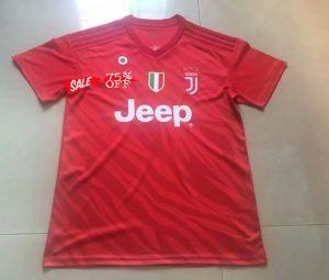 2019 20 Cheap Jersey Juventus Red Replica Soccer Shirt Dfc88 Soccer Shirts Juventus Soccer Kits