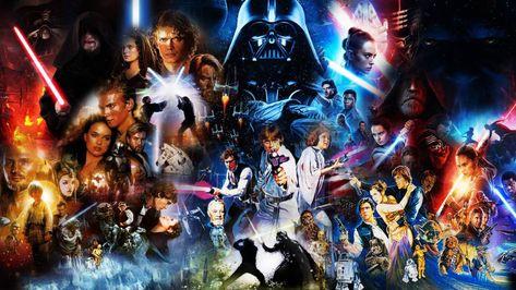 Star Wars: Skywalker Saga Wallpaper by Thekingblader995 on DeviantArt