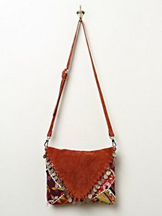 Gypsy Rose Crossbody