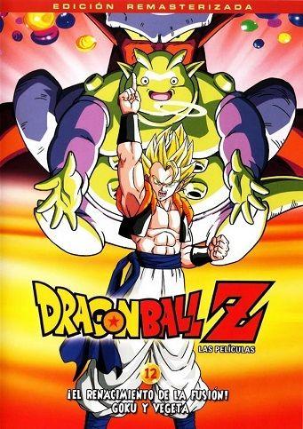 Descargar Pelicula 16 Dragon Ball Z La Fusion De Goku Y Vegeta Mega Mediafire Drive Torrents Dragon Ball Z Dragon Ball Dragon Ball Art