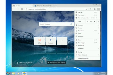 Microsoft Releases Edge Insider Canary Channel For Windows 7 Windows 8 And Windows 8 1 Microsoft Microsoft Support Phone Number Microsoft Support