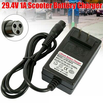 Ad Ebay Link 24v Battery Charger For Razor E100 E125 E150 Electric Scooter 3 3 Ft P In 2020 Lithium Battery Charger Razor Electric Scooter Universal Battery Charger