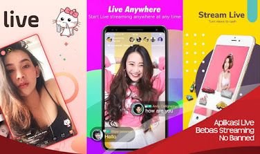 Aplikasi Live Bebas Streaming No Banned Komunikasi