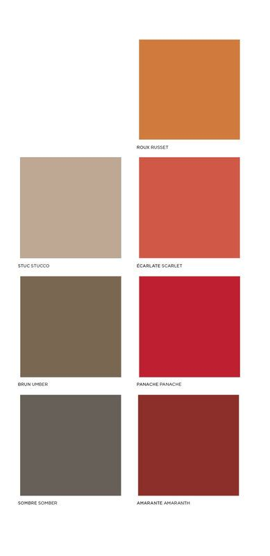 "Peclersparis - ""Flamboyance"" - Color Trend - Fw 2017-18"