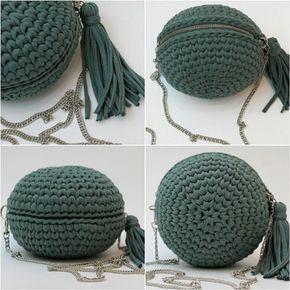 Macarons Crochet Bolso Macarons Crochet Bolso YoutubeCroché Trapillo YoutubeCroché Macarons Trapillo Trapillo Crochet Bolso Pkn0wO