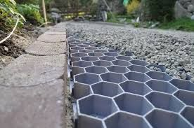 Image Result For Gravel Driveway Ideas On A Slope Gravel Driveway Grass Driveway Driveway Landscaping
