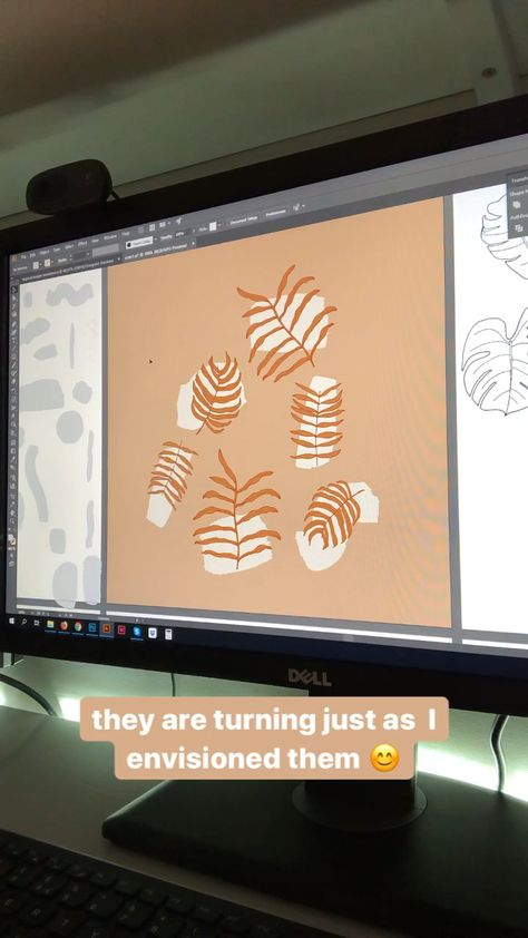 Working on vector patterns