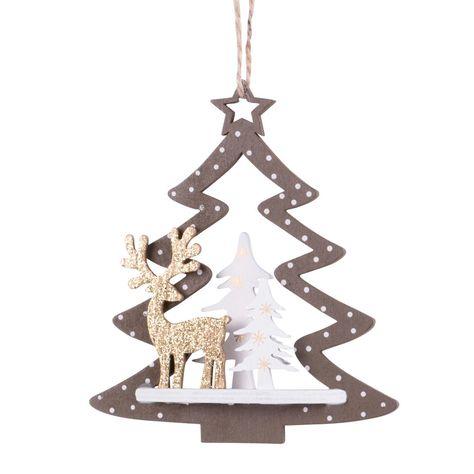 Suspension Felt Santa Père Noël Advent calendar