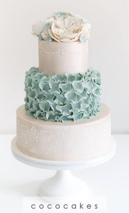 374 besten Hochzeitstorten Bilder auf Pinterest