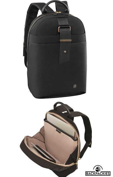 10 Best Women S Backpacks For Work That Are Sophisticated And Smart Backpackies Laptop Backpack Women Womens Backpack Women Backpack Fashion