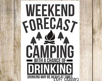 Download Weekend Forecast – Cut File, Dxf, Svg PNG