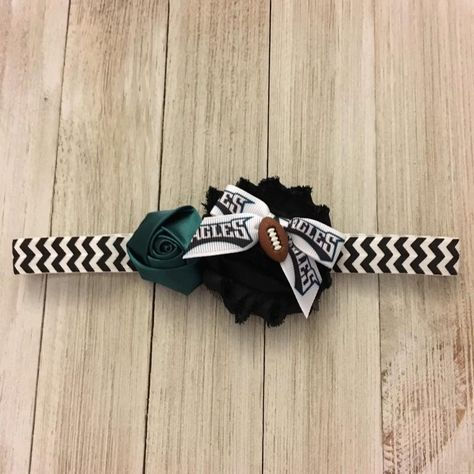 Philadelphia Eagles Baby Headband b2ce23be1b5