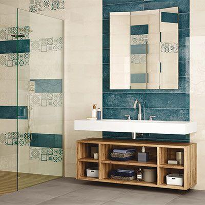 Trouvez le carrelage idéal pour votre salle de bains grâce à ...