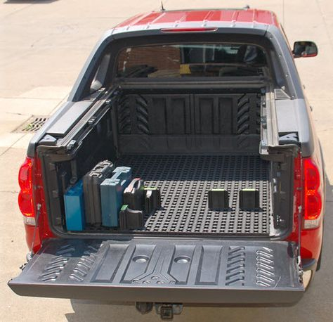 The Tmat Why Didn T I Think Of This Light Weight Truck Bed Mat With Unique Built In Cargo Management System T Truck Bed Radio Control Cars Trucks Truck Cargo