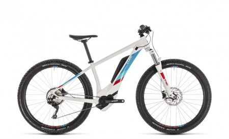 Cube Access Hybrid Pro 500 White N Blue 2019 Damen Mtb 14 27 5 Zoll 238111 Damen Mtb Damen Mountainbike Mtb 26
