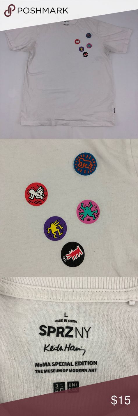 List of Pinterest keith haring shirt men pictures   Pinterest keith ... 8a607bebc