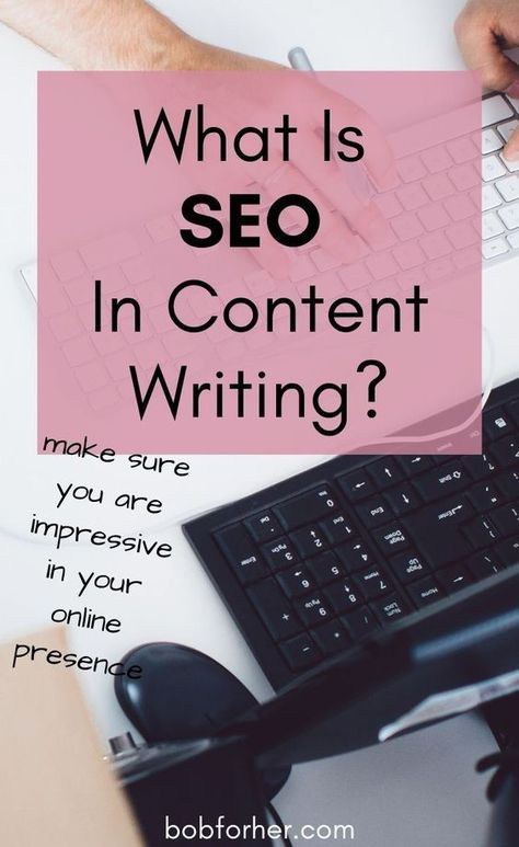 What Is SEO In Content Writing? |