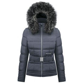 6b254e2a Poivre Blanc Grace Womens Stretch Ski Jacket In Black £285.00 | À acheter |  Jackets, Winter jackets, Skiing