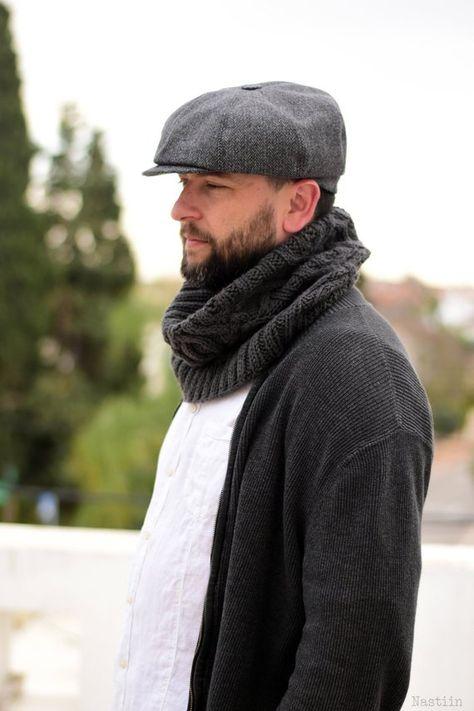 3416e71d53d Grey newsboy cap Mens newsboy hat Tommy Shelby hat Peaky Blinders hat  Womens news boy hat