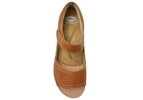 b87b700d2b6f5 Tan. Tan. See more. More information. Scholl Orthaheel Fizz Womens Closed  Back Supportive Leather Sandals