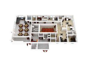 Surrayashabbir I Will Make 3d Floor Plan 2d Floorplan Rendering For 30 On Fiverr Com 3d Architectural Rendering Floor Plans Interior Architecture Design