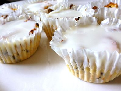 Lemon Coconut Muffins (with frosting). Great for breakfast or snack. grain free, dairy free, nut free, gmo free, sugar free, candida diet recipe, gaps diet recipe, whole foods, organic foods, healthy eating, whole foods, weston price, cupcakes