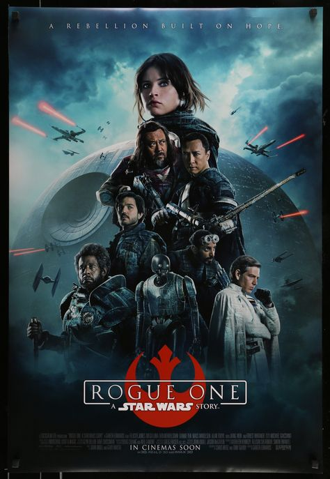 Star Wars - Rogue One - 2016