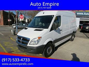 Used Dodge Sprinter For Sale With Photos Carfax Dodge Van