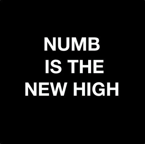 Numb  —Emily Haines