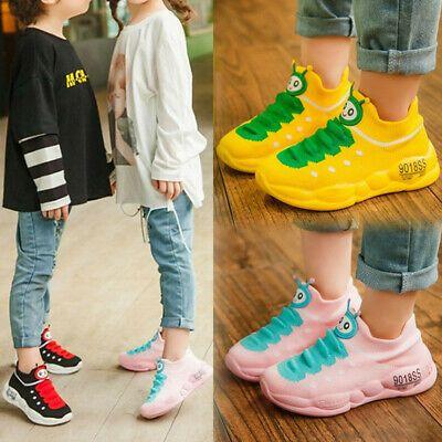Advertisement Ebay Girls Boys Stretch Mesh Shoes Cartoon Infant Kids Baby Sport Running Sneakers In 2020 Mesh Shoes Baby Girl Shoes Baby Toddler Clothing