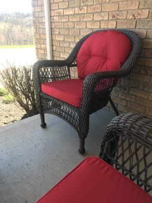 replacement cushions patio chairs