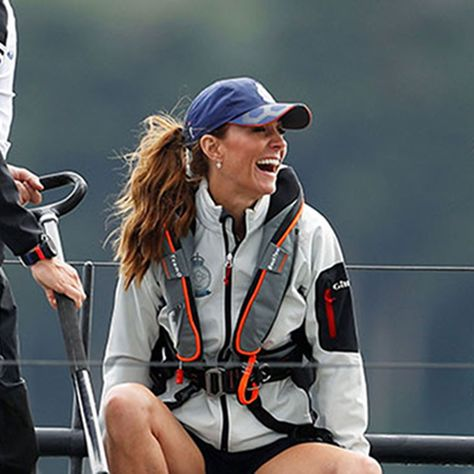 Prince William and Kate Middleton make rare outing during summer holiday at King's Cup Regatta - LIVE UPDATES - Emmanuel's Blog