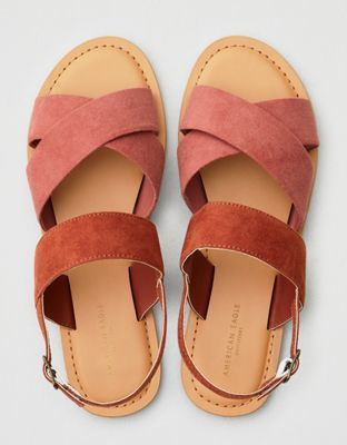 AEO 2 Piece X Band Sandal by American Eagle Outfitters